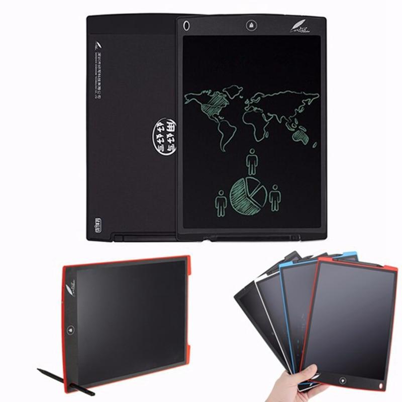 Howshow 12 pouces E-Note Sans Papier LCD Tablette Bureau École Dessin Graffiti Jouet Cadeau Enfants Jouets Éducatifs