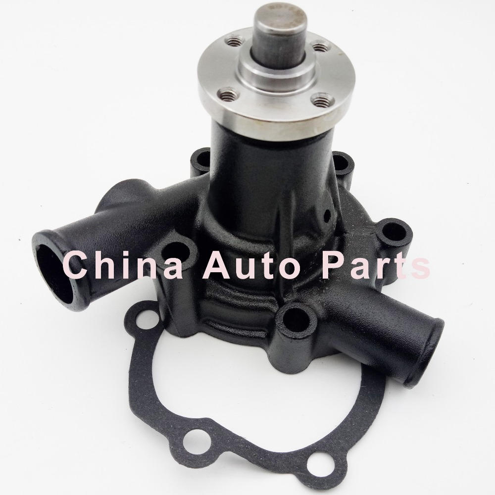 Engine Cooling Water Pump 129001 42005 129327 42100 for TAKEUCHI TB25 3D84 1GA Mini Yanmar Excavator