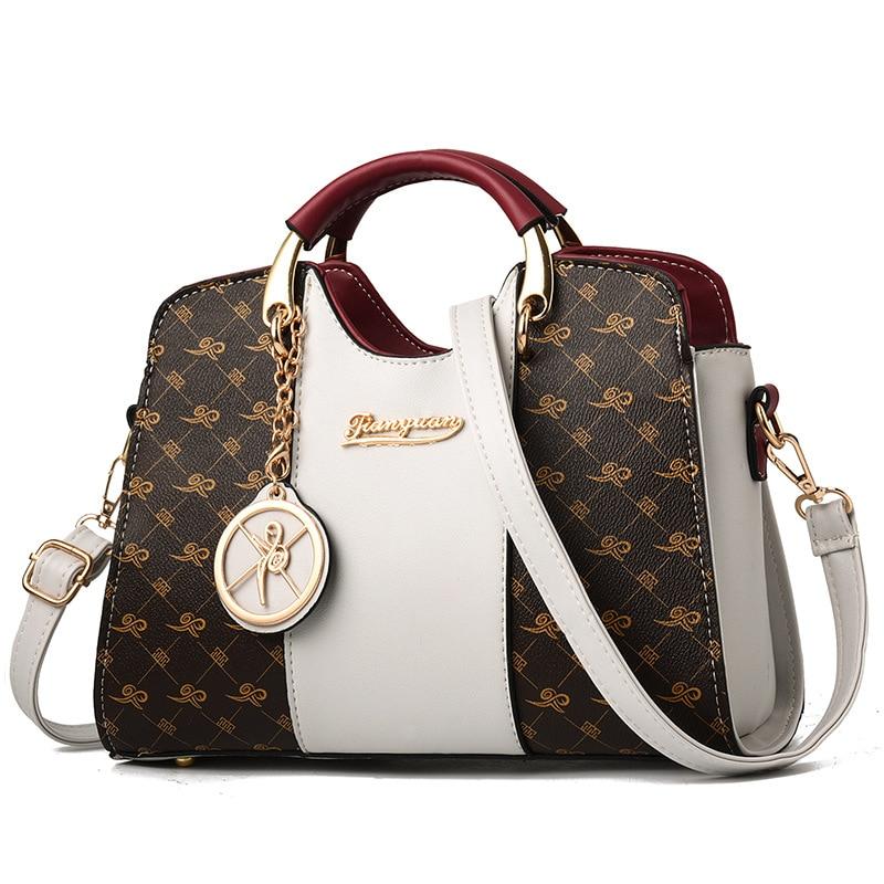 Luxury Handbags Women Bags Designer Brand Elegant Bag Women Designer Women Bags Messenger Shoulder Bag for Women 2018