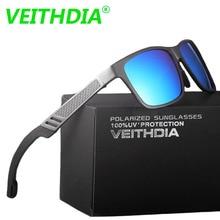 Авиатор оригинальный логотип бренда HD Алюминий магния Для мужчин зеркало вождения Очки очки Óculos De Sol поляризованные Солнцезащитные очки 6560