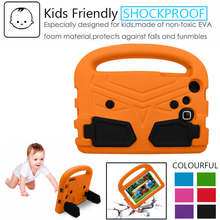 Kids Shockproof EVA Stand Case Cover For Samsung Galaxy Tab 7.0 T280 T285 SM-T230 T110 T210 7 INCH Tablet Case With Hand Holder