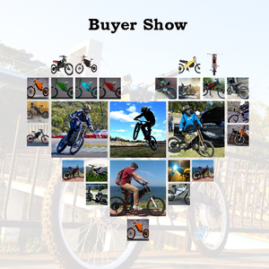Image 5 - QS Motor Bicycle Spoke motor 3000W 205 (50H) V3 Type Hub Motor 72V 80KPH