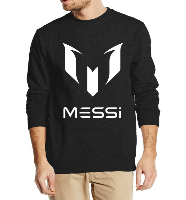 Outono inverno da marca barcelona messi homens camisola 2016 de moda de  nova hoodies streetwear harajuku 8802818aea342