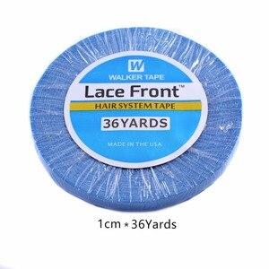 Image 1 - 1cmx 36 Bãi Thời Gian Dài Chống Nước Siêu Chất Lượng Màu Xanh Tóc Băng Tóc Băng