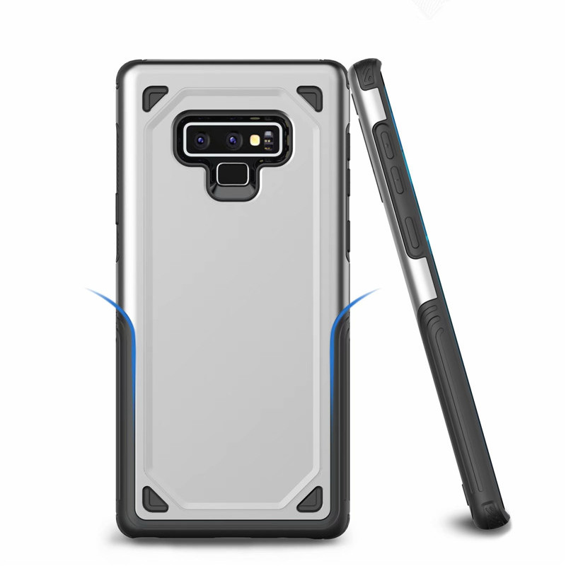 Luxury Heavy Duty Shockproof Armor Case For Samsung Galaxy Note 9 8 Hybrid Hard PC+TPU Protective Cover For Samsung Note 9 Case