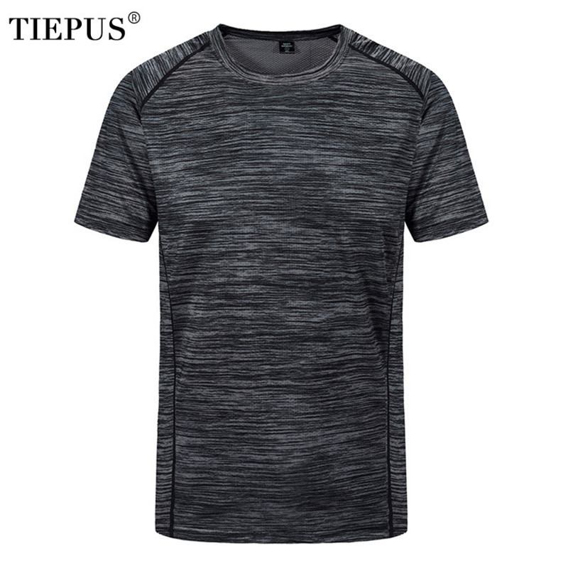 Grande taille L ~ 5XL, 6XL, 7XL, 8XL t-shirt homme créatif simple col rond séchage rapide respirant t-shirt hommes été t-shirt