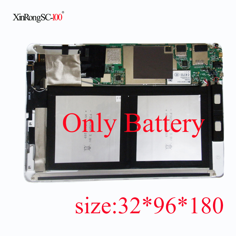 3296180 3.7v 12000mAh For Teclast X98 air 3G P98 3G v99i Tablet PC Battery 3 wire Perfect quality of large capacity alternatives