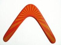 Outdoor-spaß sport holz UFO Bumerang V frisbee Große Größe Fliegen Disc holzspielzeug kinder spielzeug rasen spiel fliegenden untertasse kostenloser versand