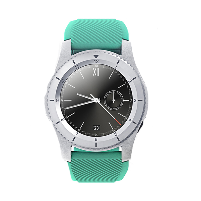 KS G8 Smart Watch GPS Blood Pressure Monitor Wrist Watch IOS And Android Smart Watch