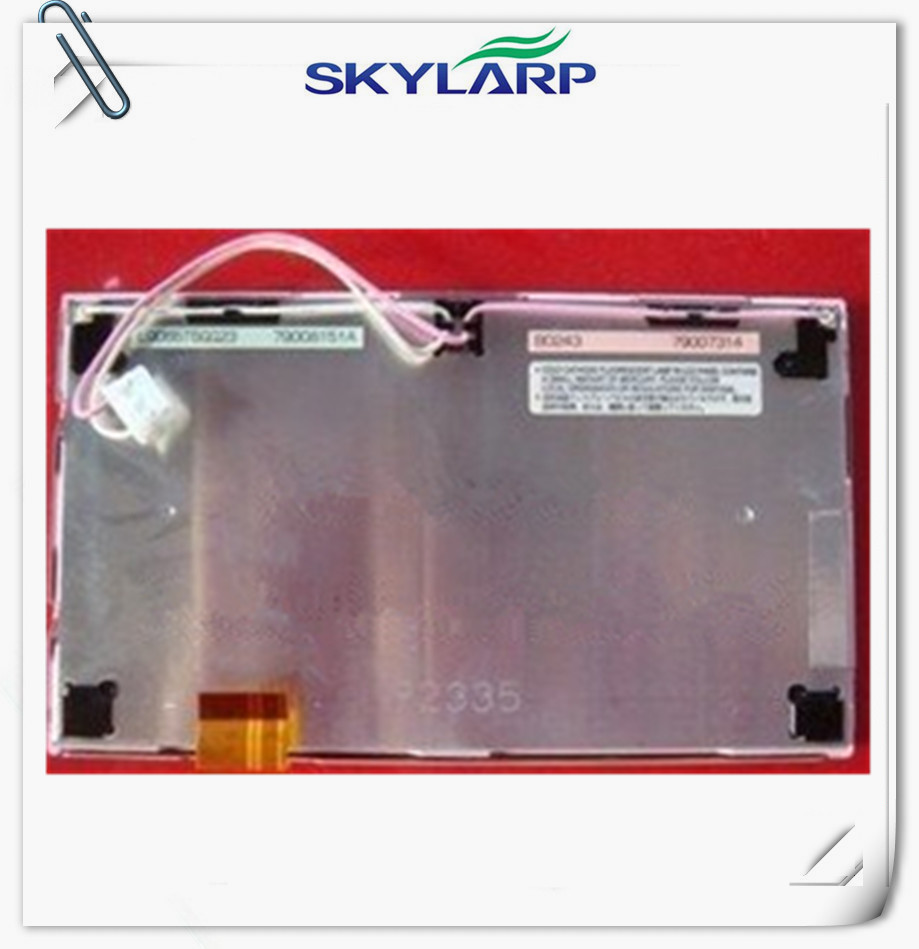 LCD screen for Sharp LQ070T5GG06 Industrial Device Screen Display Panel GPS navigation LCD display screen panel free shipping