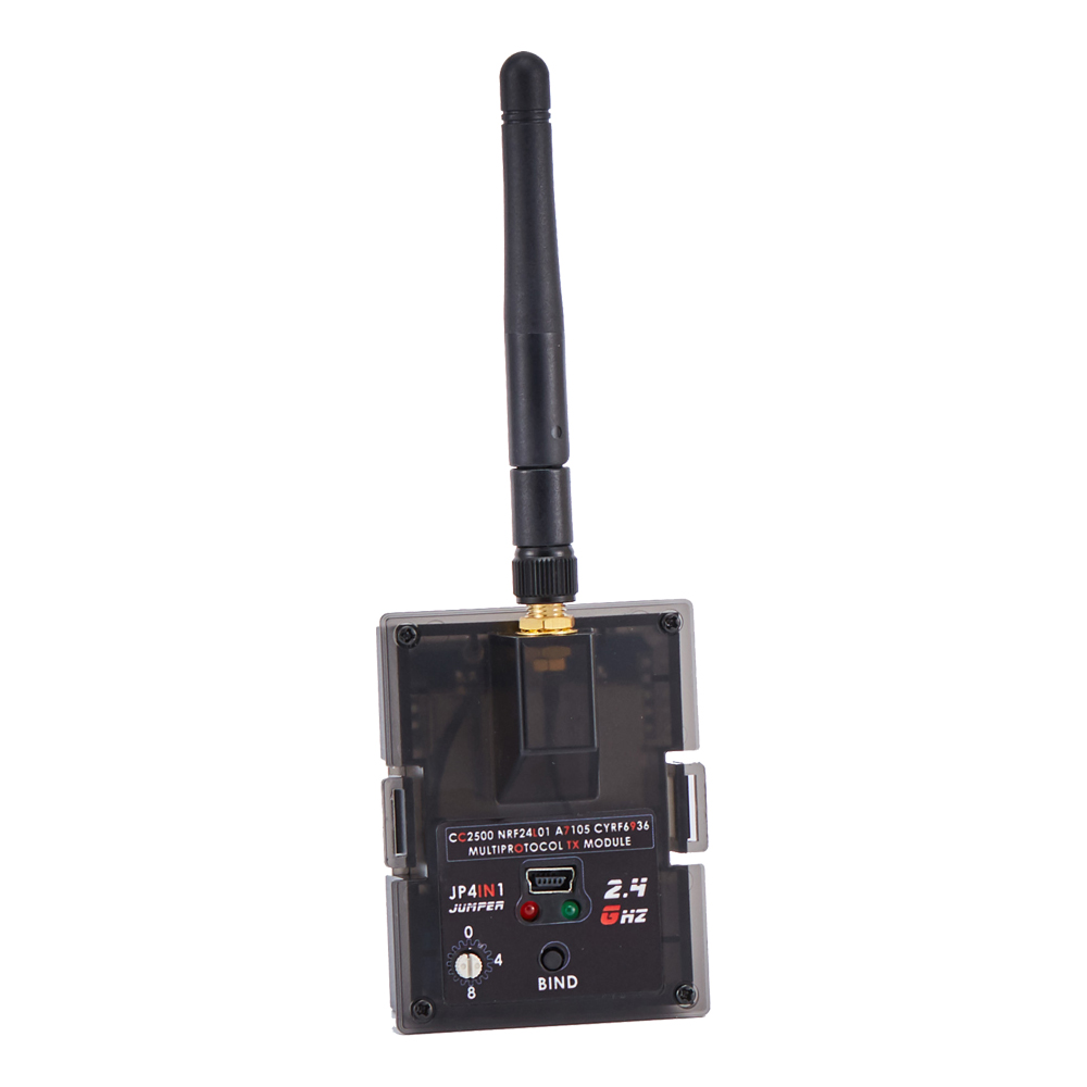 Jumper JP4IN1 CC2500 24L01 JP4 in 1 Multi protocol RF Module Tuner TM32 Version OpenTX for