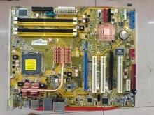 For Asus P5K Original Used Desktop Motherboard For Intel P35 Socket LGA 775 For DDR2 8G SATA2 ATX