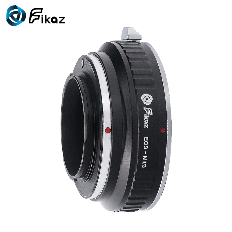 Image 2 - Fikaz For EOS M4/3 Lens Mount Adapter Ring for Canon EOS EF Lens to Micro 4/3 M4/3 MFT Olympus PEN and Panasonic Lumix-in Lens Adapter from Consumer Electronics