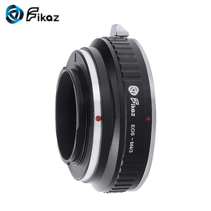 Image 2 - Fikaz For EOS M4/3 Lens Mount Adapter Ring for Canon EOS EF Lens to Micro 4/3 M4/3 MFT Olympus PEN and Panasonic Lumix