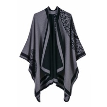 2019 New Arrival Poncho High Quality Cashmere Scarves for Women Large Pashmina Thick Blanket Shawls and Wraps Femme Cape Echarpe