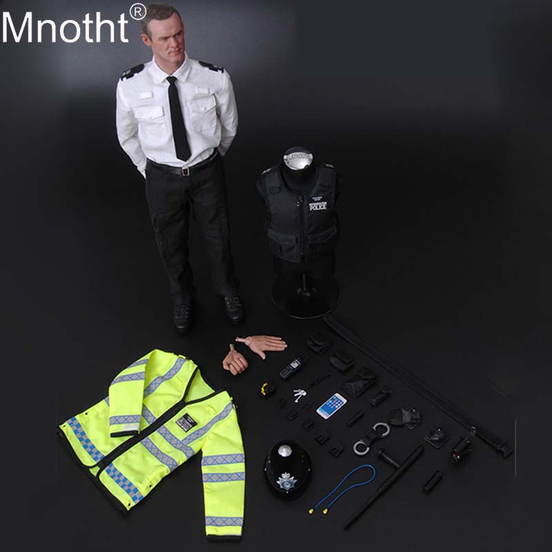1/6 Scale Military Series British Metropolitan police sevices Model Action Figures Toys MMS9001 Collections for 12in soldier m3n антенный кабель metropolitan police 75 3 dc 50