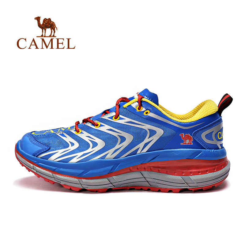 Camel outdoor Men running shoes slip-resistant durable breathable sports running shoes male camel shoes 2016 women outdoor running shoes new design sport shoes a61397620