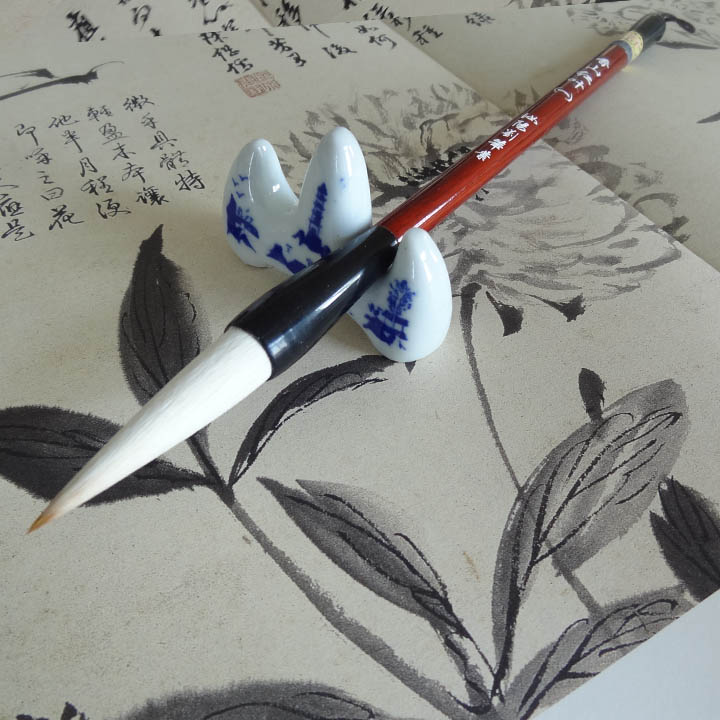 New arrival RuyangLiu cursive script writing brush brush calligraphy and painting of  hook line