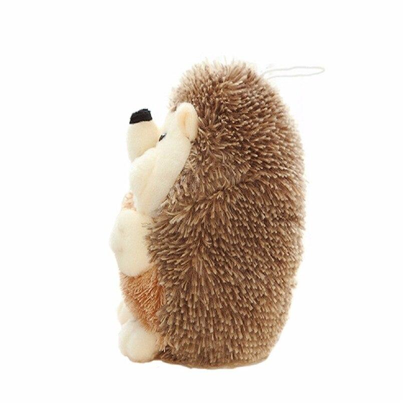 2018 Hot Sale Plush Toys 5 9 Stuffed Simulation Hedgehog Zoo