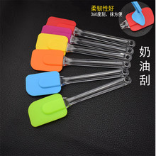 1pcs Cake Tool stencil plastic 5 Colors Best Selling 2019 Products Silicone Mold Plastic Cookie Cutter Scraper 18.5*4.3