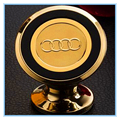 20 unids Magnética Teléfono Móvil Stands Soporte de Teléfono para Coche para Bicicleta con repujado logotipo del oro del coche muchos colores libre gratis