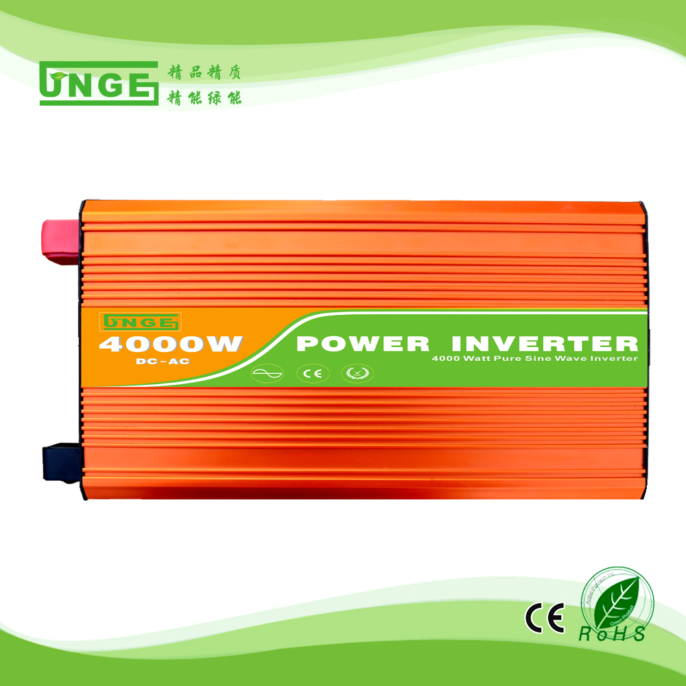 цена на 4KW/4000W 24/48/96V to 100/110/120/220/230/240VAC 50/60Hz residential home high frequency use pure sine wave off grid inverter