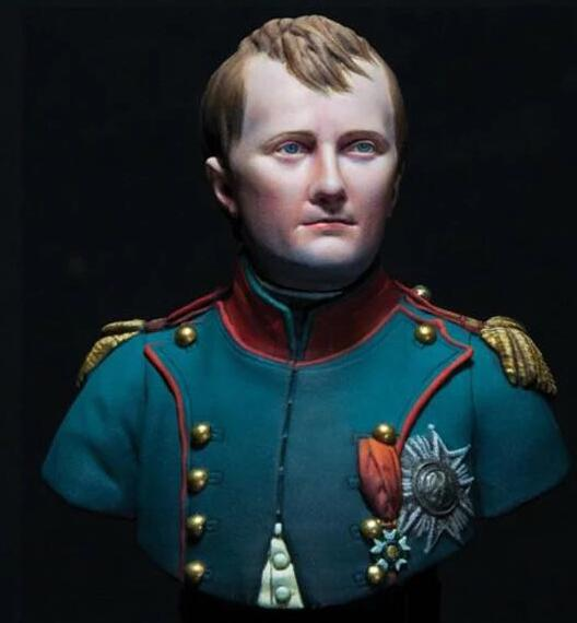 1/10 Resin Bust Napoleon Figures Not Assembled Uncolored