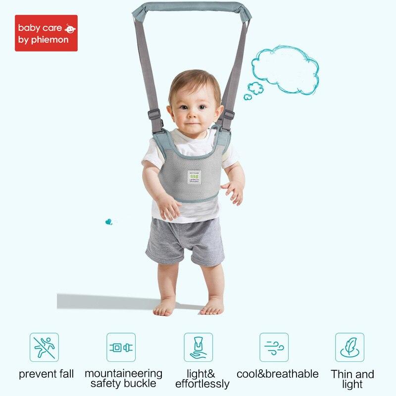 Babycare New Arrival Baby Walker,Toddler Walker Toddler Newborn Assistant Backpack Leash Child Safety Belt