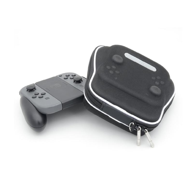 Купить с кэшбэком Nintend Switch Joy-con Travel Storage Carring Case Pouch Bag Hard Pack for Nintendos Switch NS Console Joy-con  Shockproof