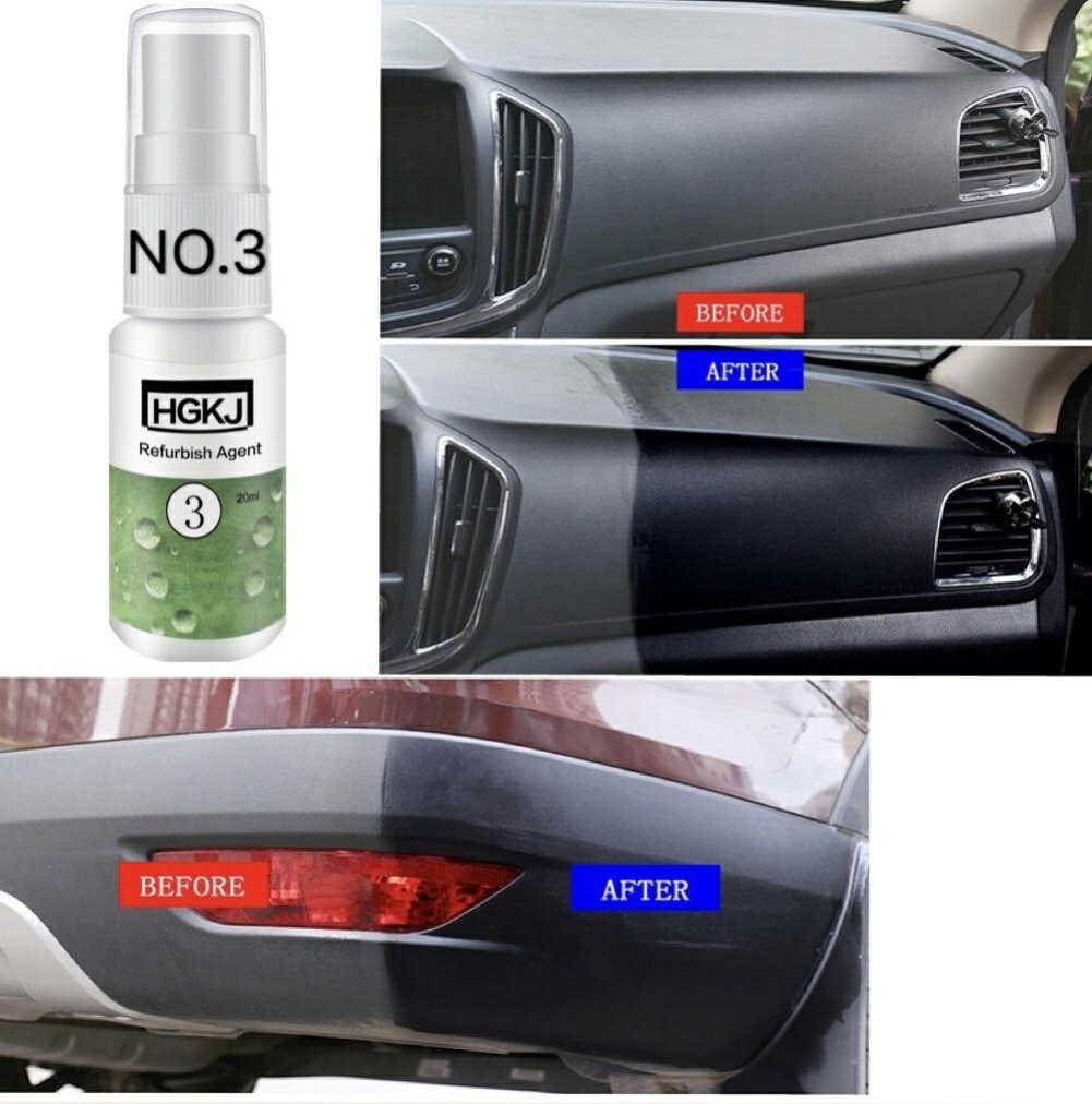 20ml loopvlakvernieuwing middel interieur leer onderhoud cleaner Refurbisher Agent Vensterglas Auto Accessoires Care Leather TSLM1