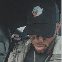 Bryson румпель шляпа американский рэпер певец Trapsoul Snapback хип-хоп папа шляпа Distressed Boo Mario Ghost Женская Мужская бейсболка