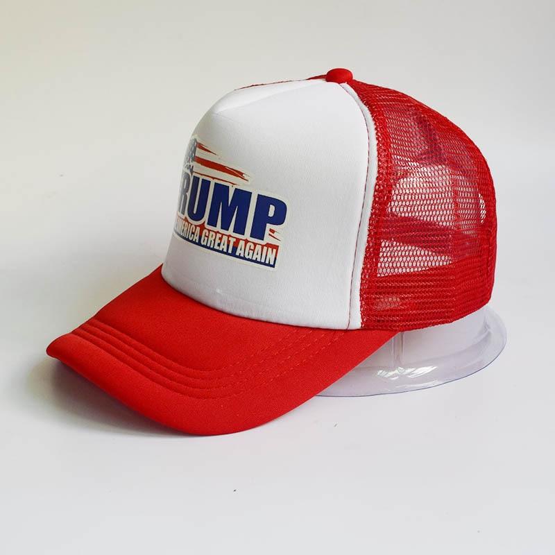 ced30728802 JTVOVO Trump Hat Make America Great Again Mesh Baseball Cap Women ...