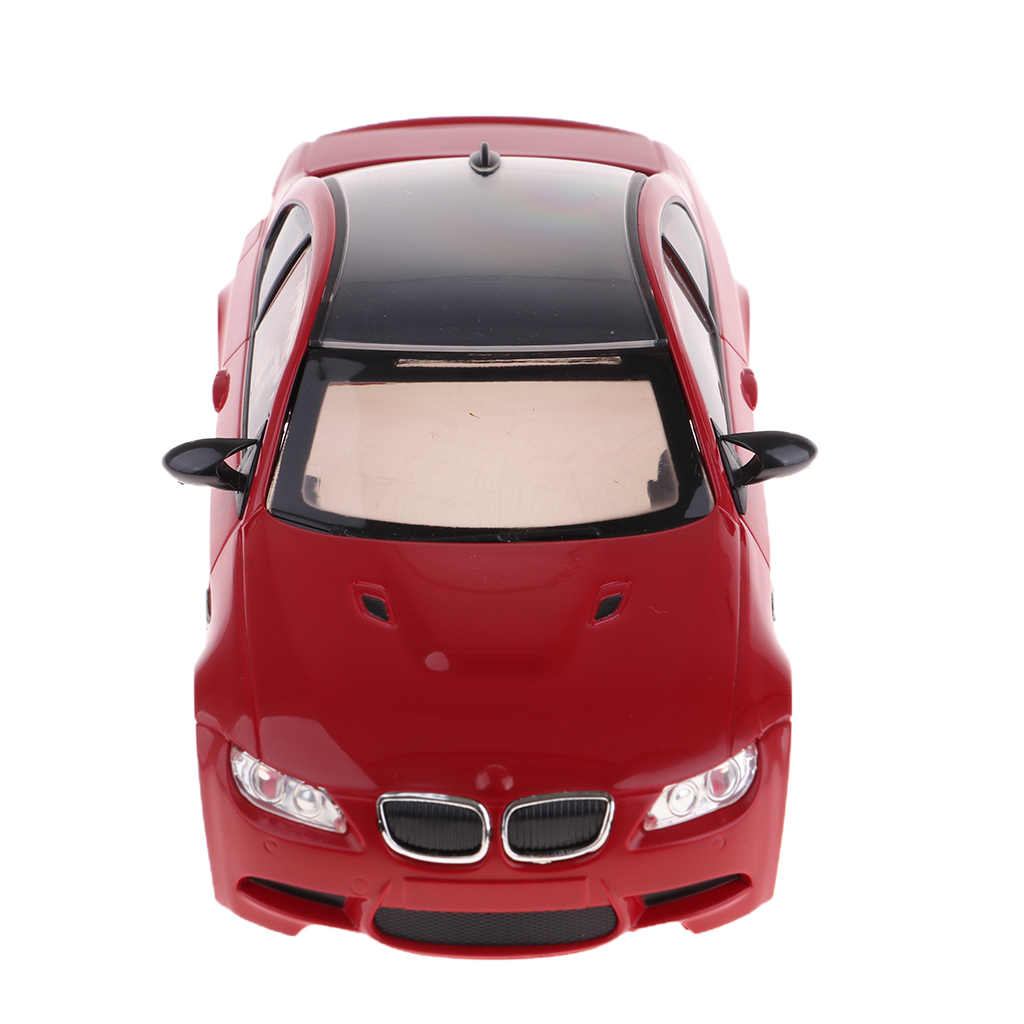 1:28 Scale 2-drive Body Car Shell for Remote Control Hobbies Model Children Toys Red