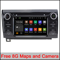 7 Inch 2 Din HD 1024x600 Quad Core Android 5.1.1 Car DVD GPS For Toyota Tundra Sequoia 2007-2015 Stereo Radio 3G WiFi OBD DVR