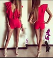 2016 Women Rompers and Jumpsuit Sexy Fashion bodysuit Solid Candy Color Summer playsuit