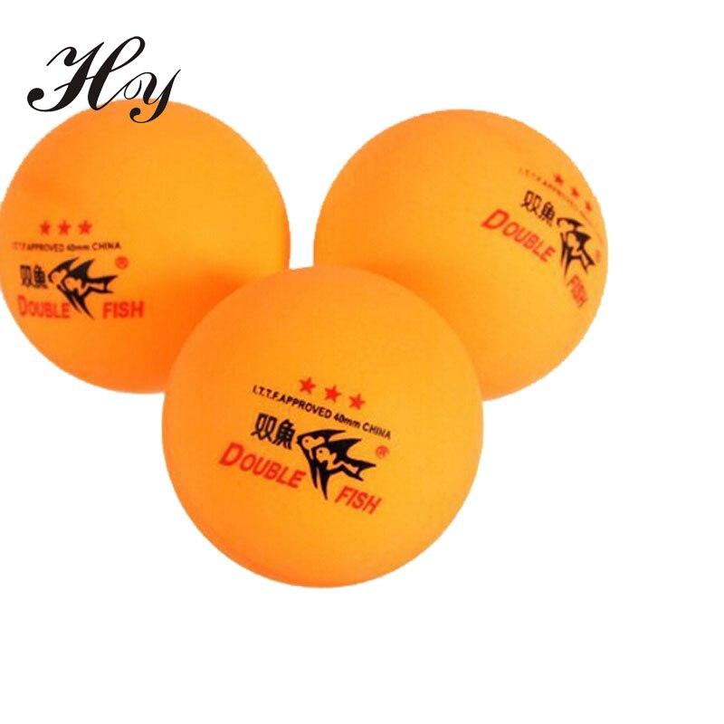 3PCS Double Fish Table Tennis ITTF Approved Training Ping Pong Ball 40mm Table Tennis Plastic Balls Tennis Table Ball 3 Star box clutch purse