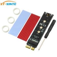 Riser-Card-Adapter Heatsink PCI-E 2260 Pci Express 2230 Nvme 2280 To for SSD M.2 2230/2242/2260/..