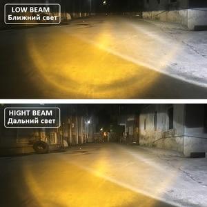 Image 5 - Taochis M6 2.5 Inch Bi Xenon HID Xe Ô Tô Tự Động Tạo Kiểu Tóc Sương Mù Máy Chiếu Ống Kính HI/Lô Đa Năng đèn Sương Mù Ô Tô Retrofit H11 Bóng Đèn