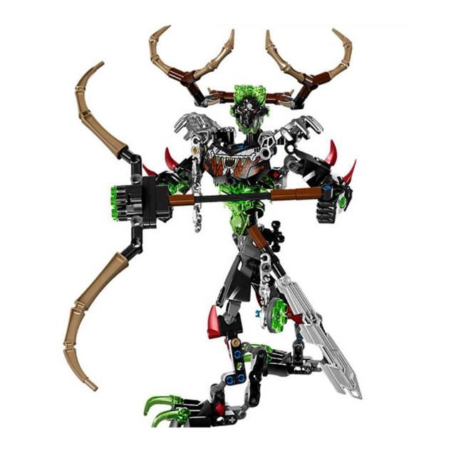 XSZ 611-3 bioquímica bioniclemask Bionicle umarak Caçador guerreiro da luz tijolos de bloco de construção de brinquedos melhores