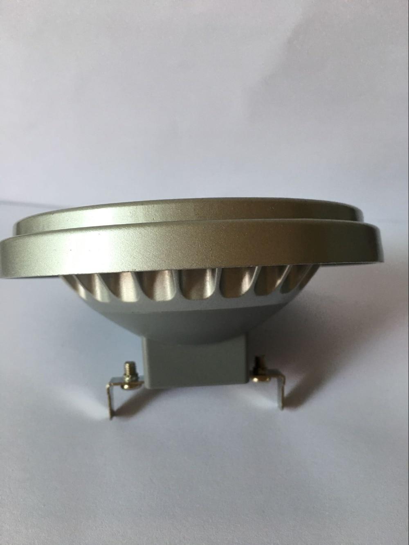 Envío gratis Ar111 G53 30 grados 15w 1300lm 12vac Cri80 blanco - Iluminación LED - foto 5