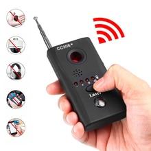 CC308+ Анти-шпион РЧ сигнал дефектоскоп мини беспроводная камера радио волновой сигнал GSM устройство искатель лазерный детектор