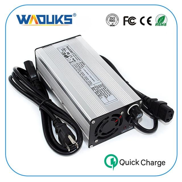 63 V 4A Li-Ion Batterij oplader voor 15 S 55.5 V Lithium ion batterij ebike balans EV batterij oplader
