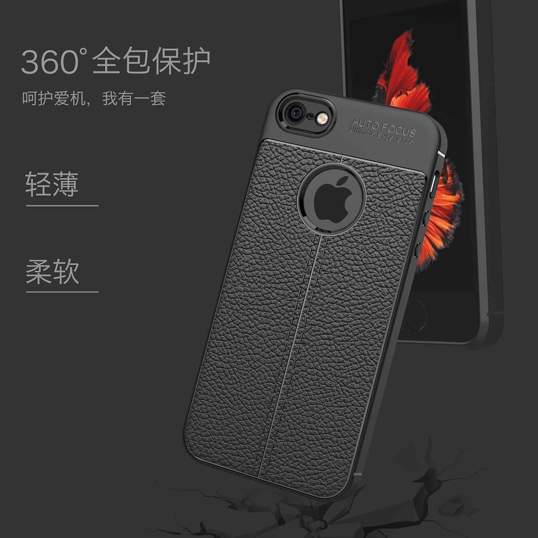 HTB1EkCKngn.PuJjSZFkq6A lpXaZ WolfRule sFor Apple SE Iphone Case Shockproof Case For Apple Se Iphone Se Case Luxury Leather Soft TPU For Iphone 5s Cover ]