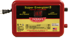 Parker маккрори SE5 супер Energizer фехтовальщик