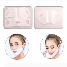 5Pcs Lift Up Gel Face Mask Reduce Double Chin Women Peel-off Slim Face Mask Skin
