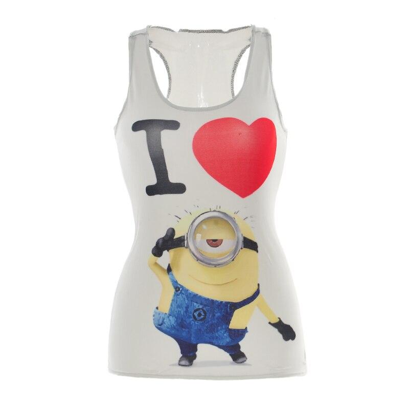 ộ ộ cheap china made minions printing women sport summer shirts 6