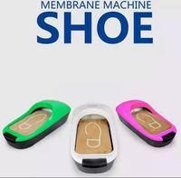 Fashionable Automatic Shoe Cover Machine For Home Simple Install Energy Conservation And Environment Protection