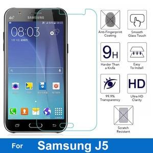 Image 2 - Voor Samsung Galaxy J5 J500 Nano gecoat Gehard Glas Protective Film Screen Protector Op Duos Lte J500Y J500G J500M j500F