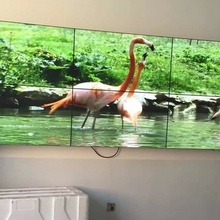 Brightness 700nits 4K display Samsung lg display TV panel 46