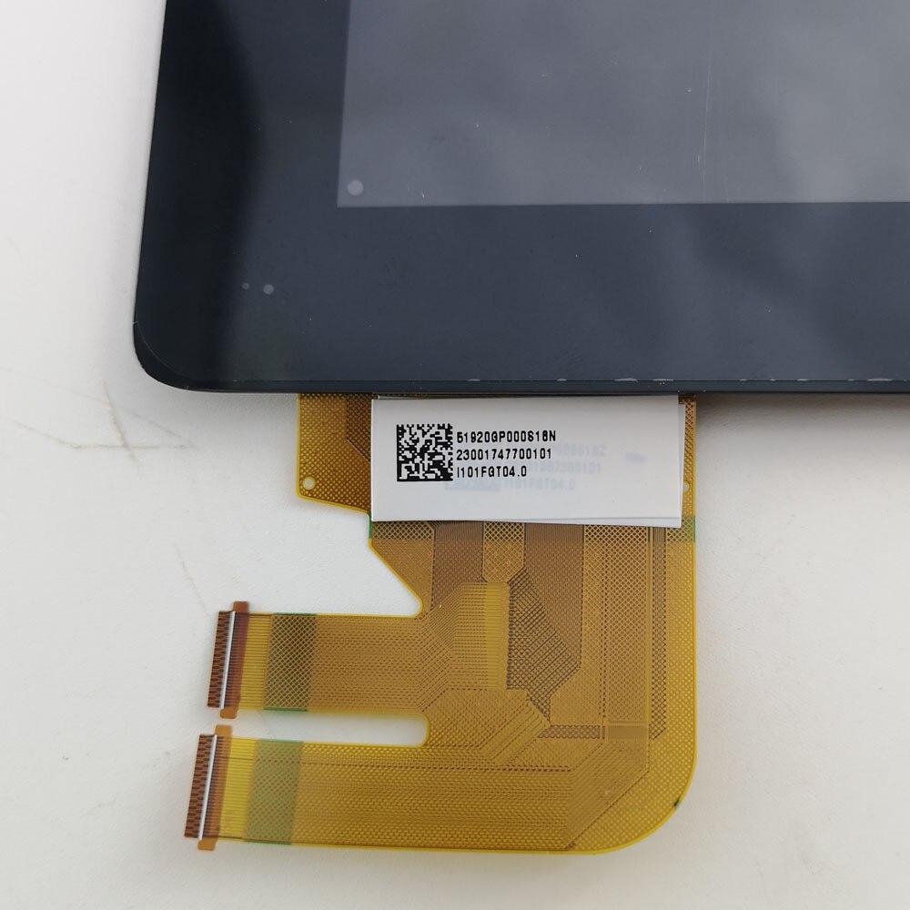 Pour Asus EeePad transformateur TF300 TF300T TF300TG TF300TL écran tactile numériseur capteur verre LCD panneau d'affichage moniteur assemblée - 3